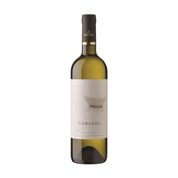 Vin Alb Sec Corcova Sauvignon Blanc 2019