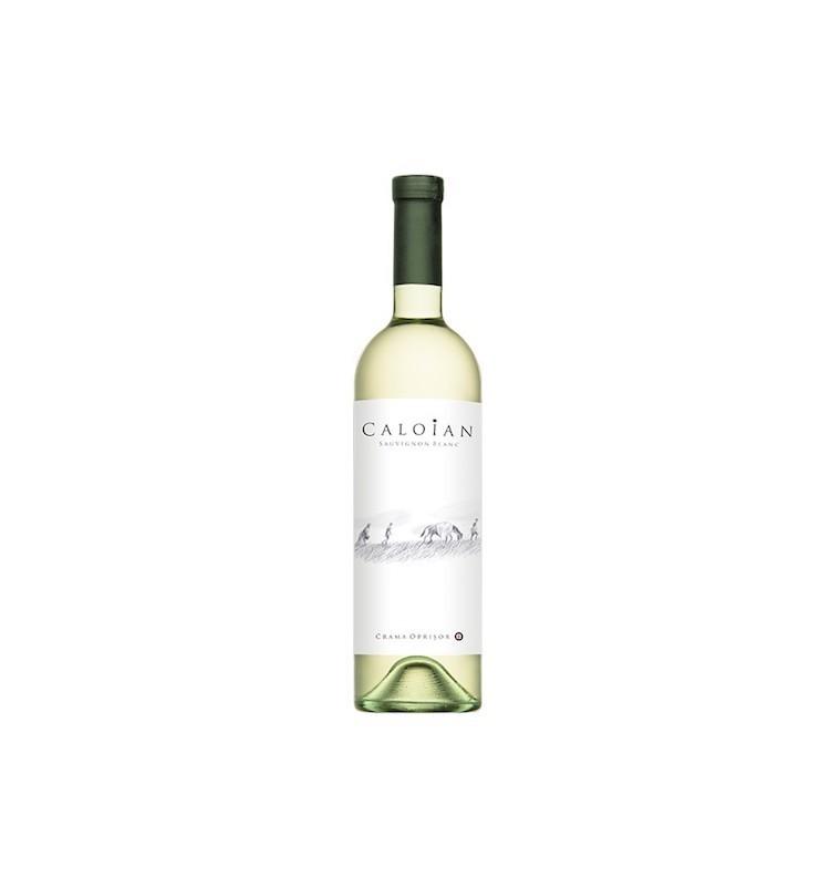 Vin Alb Sec Crama Oprisor Caloian Sauvignon Blanc 2017
