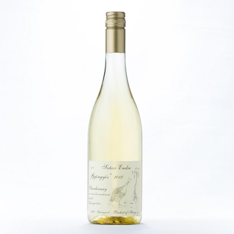Vin Alb Sec Szaszi Chardonnay 2013