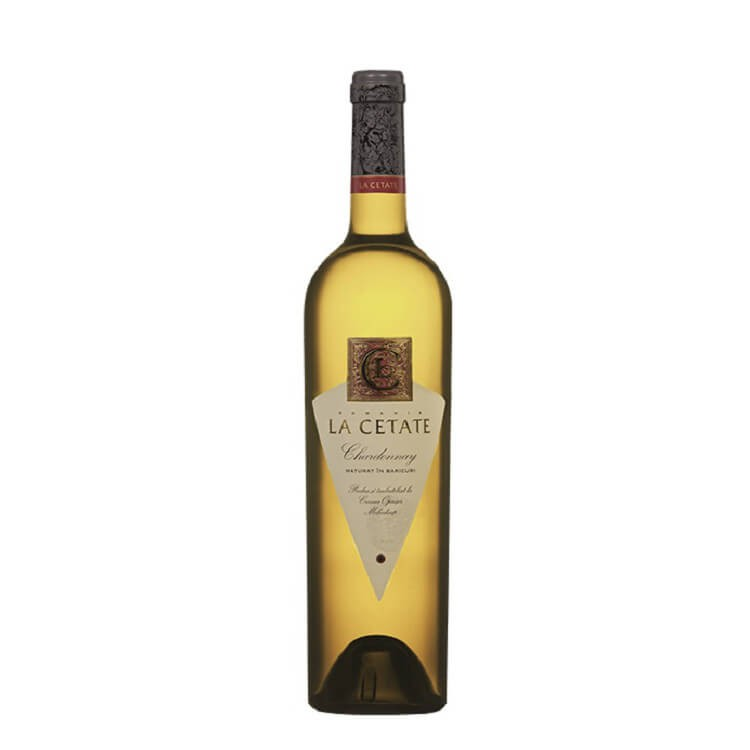 Vin Alb Sec Crama Oprisor La Cetate Chardonnay 2014